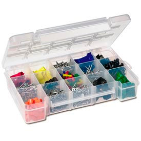 Plastic Compartment Organizer Boxes