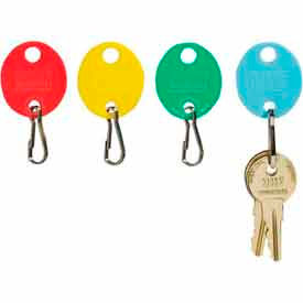 Étiquettes à clés pour armoires à clés accrochés deux-Tag