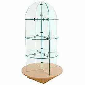 Glass Merchandisers & Shelving