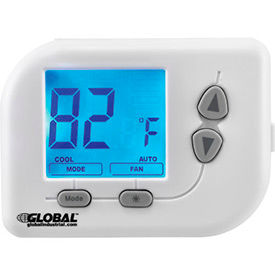 Thermostats programmables de basse tension