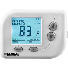 Low Voltage Non-Programmable Thermostats