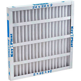 Purolator® Key Pleat™ Self-Supported Pleated Filters