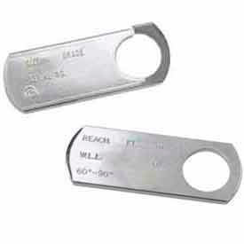 Peerless™ Metal Identification Tags
