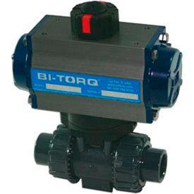 BI-Torq® automatisé le robinet à tournant sphérique tailles 2