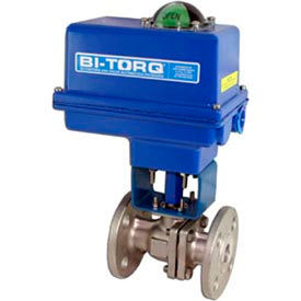 BI-TORQ Automated Ball Valve Sizes 1