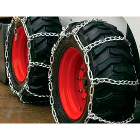 Skidsteer Tire Chains