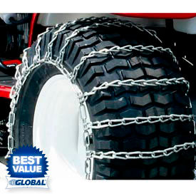 Maxtrac Garden Tractor & Snow Blower Tire Chains