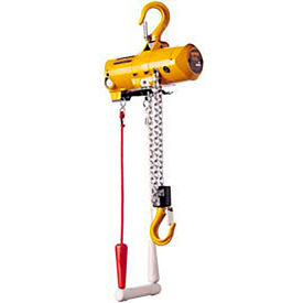 Harrington AH Mini-Cat Air Powered Hoists
