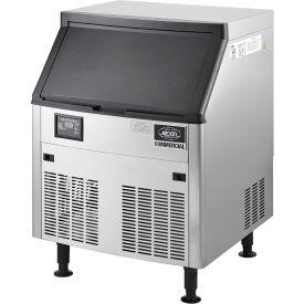 Autonome sous compteur machines à glaçons avec bacs de rangement intégré