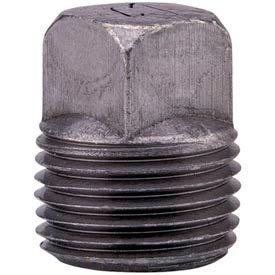Black Malleable Plugs