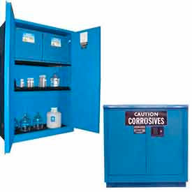 Securall® Acid & Corrosive Storage Cabinets