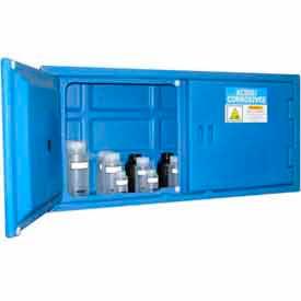 Acide de polyéthylène Securall® & corrosif meuble de rangement