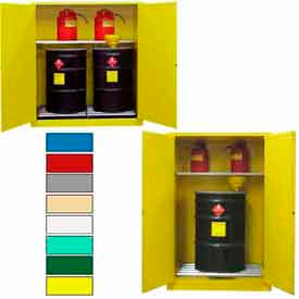 Securall® Flammable Drum Cabinets
