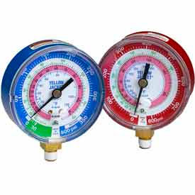 Yellow Jacket® Manifold Gauges