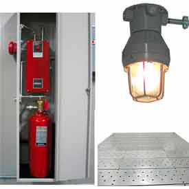 Securall® Hazmat & Agri-Chemical Storage Building Accessories