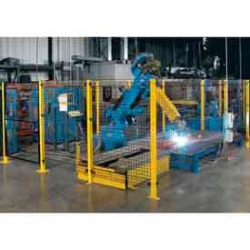 Husky Rack & Wire Velox Guard Machine Enclosures