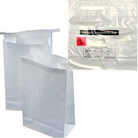 Sickness Bags - Adhesive Tape Closure