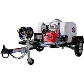Trailer Mount Pressure Washers