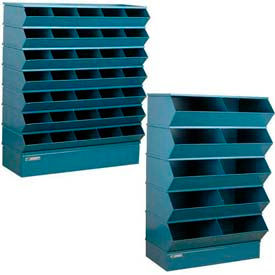 Steel Compartment Sectional Units