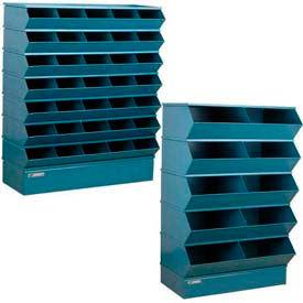Compartiment en acier unités sectionnelles
