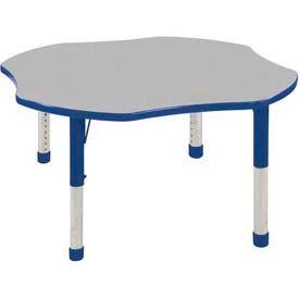 ECR4KIDS® - Clover Activity Tables - Standard, Juvenile & Chunky Leg Style