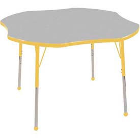 ECR4KIDS® - Flower Activity Tables - Standard, Juvenile & Chunky Leg Style