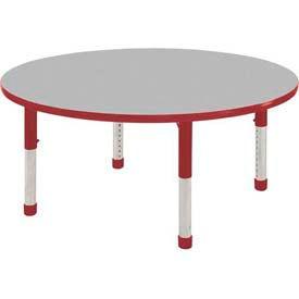 ECR4KIDS® - Round Activity Tables - Standard, Juvenile & Chunky Leg Style