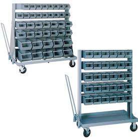 Unité mobile de bac acier