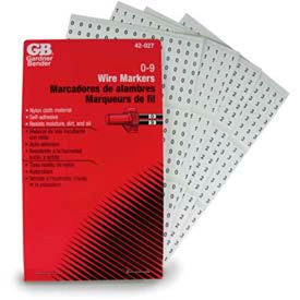 Wire Marker Booklets