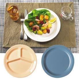 Cambro Camwear® Polycarbonate Dinnerware Plates
