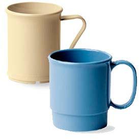 Cambro Camwear® Dinnerware Polycarbonate Cups & Mugs