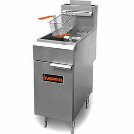 Floor Model Gas Fryers