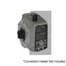 Options pour emplacements dangereux convecteurs installé en usine