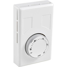 Line Voltage Mechanical Thermostats