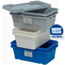 Cross Stack And Nest Tote Boxes