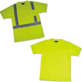 ANSI Class 2 - Hi-Visibility T-Shirts