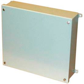 NEMA Sheet Metal Boxes With Lift-Off Screw Cover (SNC-Series)