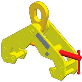 M & W Large Frame Beam Clamps