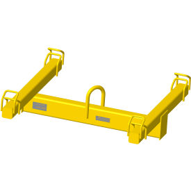 M & W Bulk Container Lifting Beams