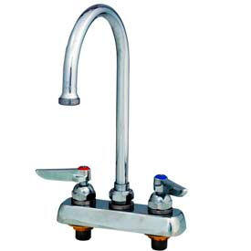 Deck Mounted Centerset Faucets