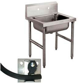 Freestanding & Wall Mounted Service & Mop Sinks
