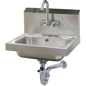 Standard Wall Mounted Hand Sinks