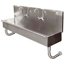 Advance Tabco® Mulitiwash Hand Sinks