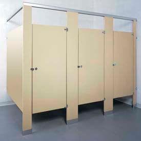 ASI, salle de bain en acier mondial Partitions Partition composants