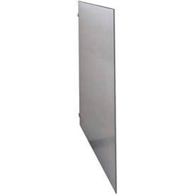 ASI Global Partitions Stainless Steel Bathroom Partition Components