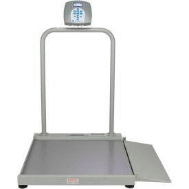 Échelles numériques en fauteuil roulant