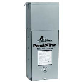 Acme Electric Zone Power Centers With Transformer/Power Panel