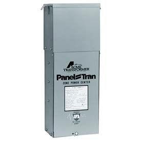 Centres de pouvoir Zone Acme électrique avec transformateur/Power Panel