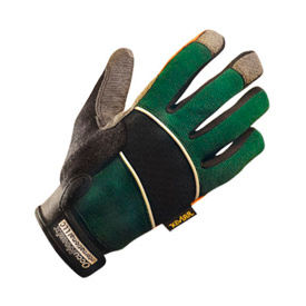 Leather Coated Cut Resistant Gloves