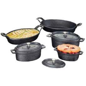 Cast Iron Baking Dishes